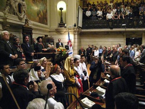 Evento de celebração de Viseu e Rio de Janeiro como cidades irmãs