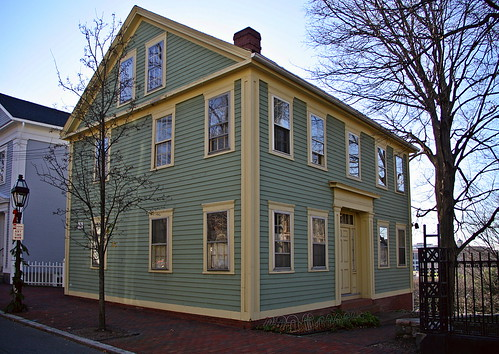 Jacob Seagrave House  1842