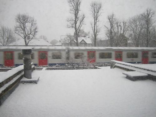 Snowy Tube