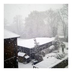 Winter wonderland, Ealing