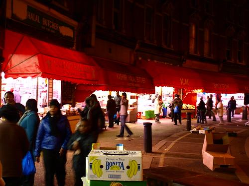 Brixton - mercado