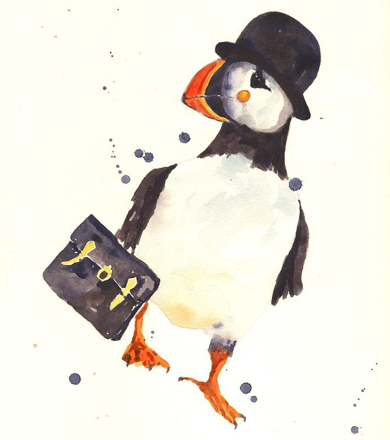 eastwitching penguin