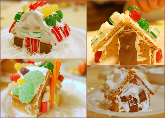 2010-11-24 Gingerbread houses1