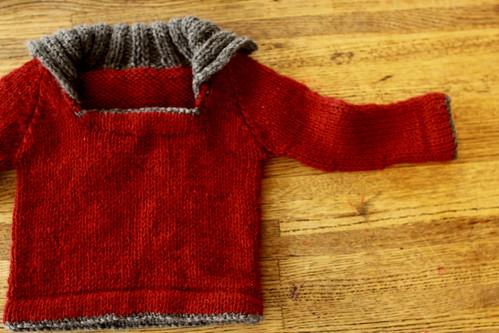 Hybrid Sweater
