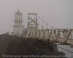 Point Bonita Lighthouse  (29) (Arthur James) Tags: california bridge lighthouse fog sanfranciscobayarea marincounty marinheadlands pointbonitalighthouse ptbonitalighthouse