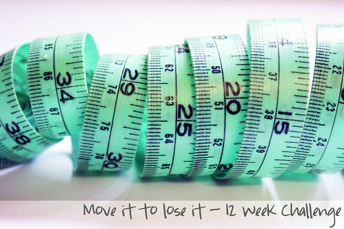 Move it to lose it - 12 Week Challenge
