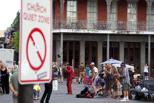 Church Quiet Zone