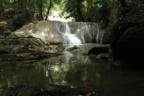 Oenesu, a small waterfall near Kupang, Indonesia - 11