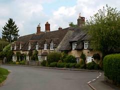 Exton Village in Rutland (saxonfenken) Tags: windows 120 doors may roofs rutland exton cottages friendlychallenge pregamewinner 18thrutland