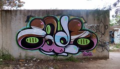 Zade (COLOR IMPOSIBLE CREW) Tags: chile smart graffiti brush 2010 zade quilpue fros belloto smaritow