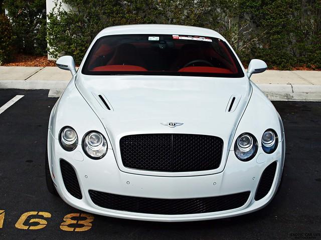 whitepaint fastcar exoticcar customrims redinterior rarecar loudnoise bentleycontinentalsupersports exoticcarlife