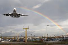 Thai Airways Boeing 747-4D7 HS-TGX (cn 27725/1134) (Jensoo) Tags: rainbow heathrow boeing lhr b747 thaiairways hstgx