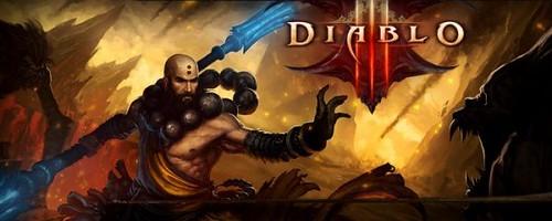 Diablo III Class: Monk