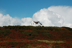 Masters House in Clouds (Resident111) Tags: capeclear oilenchlire