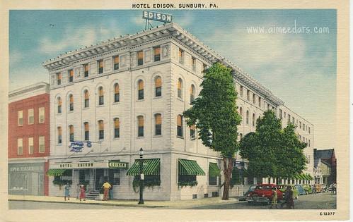 Hotel Edison - Sunbury PA