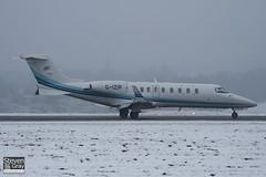 G-IZIP - 45-294 - Private - Learjet 45 - Luton - 101222 - Steven Gray - IMG_7191