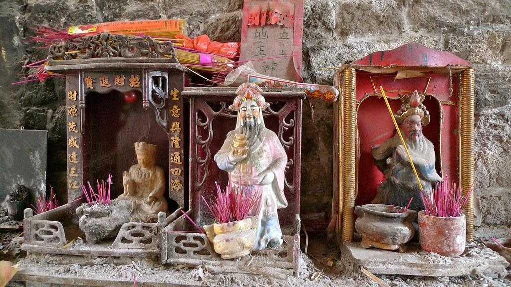Dusty Shrine