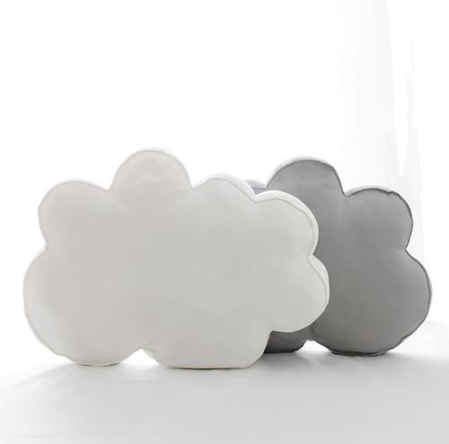 grey&white-organic-fabric-cloud-pillows