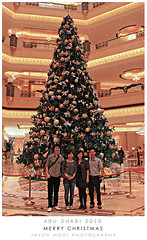 The world's most expensive christmas tree (ysmooi) Tags: architecture canon dubai interior east middle abu dhabi 500d