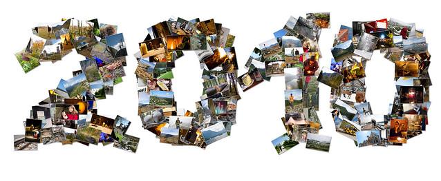 Jahr 2010 - Collage