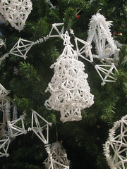 Tree Ornament (edenpictures) Tags: christmastree irishdancing museumofscienceindustry christmasaroundtheworld mcnultyirishdancers mcnultyschoolofirishdance lithuanianchristmasornaments
