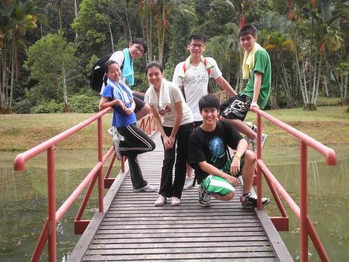 Wei Lon,Chern Jung,Calvin,Terence,Chee Li Kee and Shi Ning