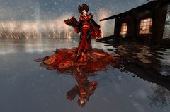 Geisha (Holly.Beaumont2009) Tags: secondlife secondlifewindlight thecrystalqueendom