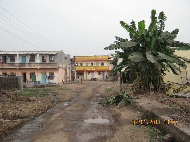 Proposed D P Road to Mahindra & Mahindra Chakan Plant from Spacious 1 BHK Flat for 11 Lakhs at Nanekarwadi Chakan Pune 410510