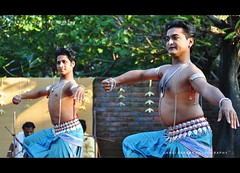 Veer Rasa - Laksman & Ram (Rimi's Magik!) Tags: travel india tourism nature birds lady dance nikon expression indian culture chennai incredible orissa tamilnadu odissi dakshinachitra d90 ndia naturechennai