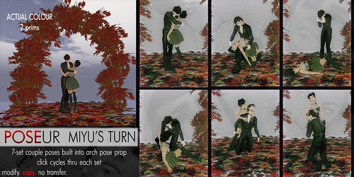 Miyu's Turn