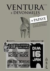 Ventura + DevonMiles + Papaye