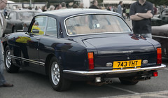 Bristol 411 Series 4, rear three-quarter view, c1975 (Chappells10) Tags: uk cars car canon vintage bristol photos unfound exhibitions mopar oldcars classiccars automobiles airshows sportscars carpics carphotos britishcars filton bristolcars carshows rarecars worldcars canoneos5dmarkii