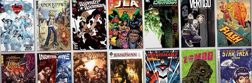 Digital Comics Update 01_05_10