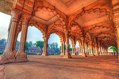 RED FORT (matey_88 ( OFF )) Tags: travel india heritage tourism monument architecture nikon agra majid mohamed redfort d700