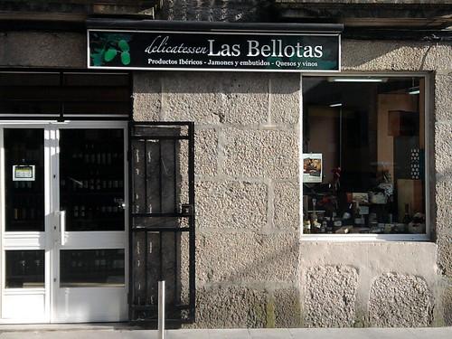 Las Bellotas