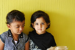 Mehrin and Marziya Friends for Life by firoze shakir photographerno1
