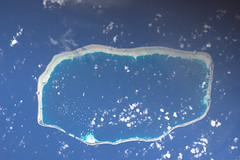 A place I'd like to go on vacation (astro_paolo) Tags: island nasa iss esa frenchpolynesia internationalspacestation earthfromspace europeanspaceagency toau expedition26 magisstra