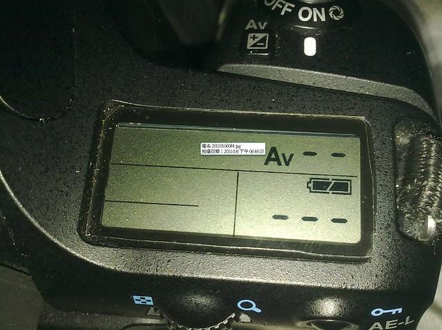 有關鏡頭異常(Sigma 28mm)的問題