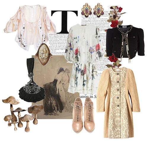 The Folktale Princess - Outfit Inspiration