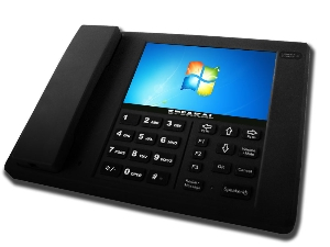 BTS8 combines Windows 7 OS with an office phone system to revolutionize business communications