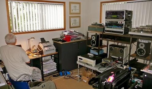 Mike Westgate's audio suite