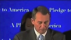 John Boehner crying to Boy George's The Crying...