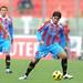 Calcio, Catania: quarta doppia a Torre