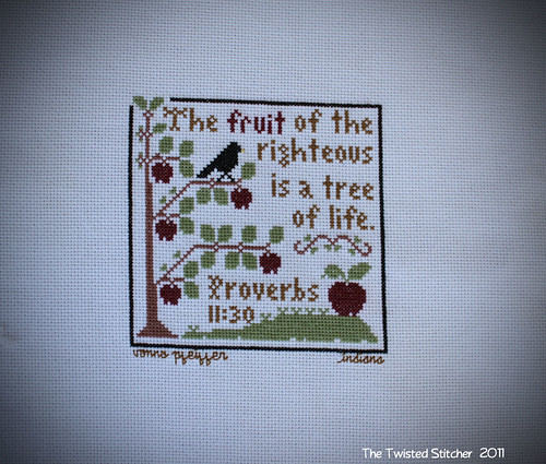 CK Inspirational Verses Quilt Square for Love Quilts