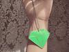10/365 (viviane-) Tags: verde green necklace diamond colar diamante project365