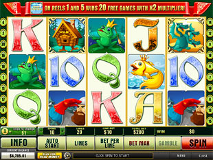 Skazka slot game online review