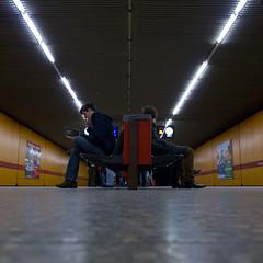 Bahnhofsymmetrie VII (Jrg) Tags: station train zug bahnhof sbb symmetry symmetric symmetrical ffs symmetrie cff symmetrisch bahnhofsymmetrie