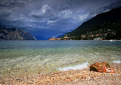 Malcesine, Lake Garda (Charlotte Brett Photography) Tags: italy lake garda malcesine lakegarda