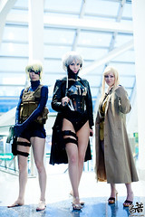 2865_540 (preciouscosplay) Tags: metal cosplay sweet snake 4 gear liquid ocelot solid mgs raiden mgs4