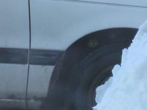 Snowpocalypse January 2011 012